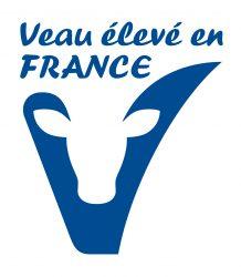 logo carte France bleue typo verte