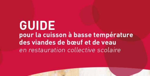 Etude cuisson basse température des viandes - GUIDE-1